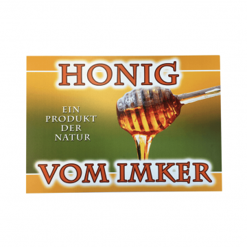 Honigschild1