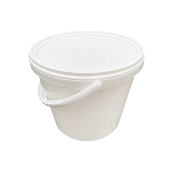 Honigeimer für Honig und Lebensmittel 5 Liter Eimer Imkereibedarf.