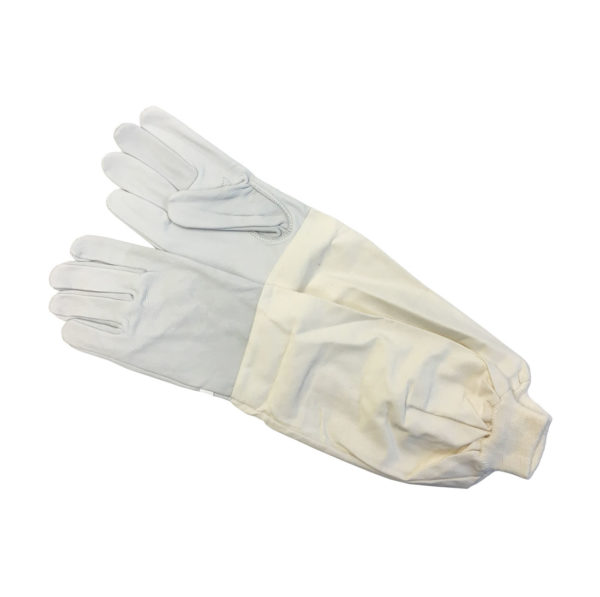 Imkerhandschuhe oder Schutzhandschuhe aus Leder, schützt Deine Hände für den Imkereibedarf.