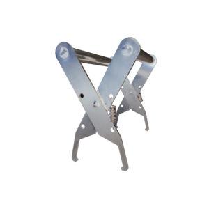 Wabenzieher aus Stahl für Imkerei Rähmchen.