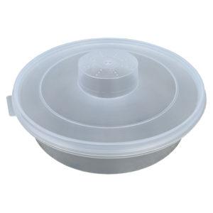 Futtertrog für Bienenfutter oder Sirup im Rund Format für Zanderbeuten.