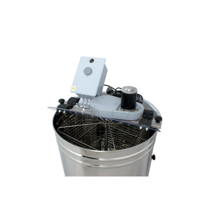 4 Waben Honigschleuder mit Elektroantrieb