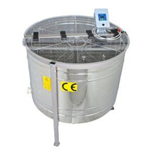 Honigschleuder 6er oder 6 Waben Elektro Selbstwendeschleuder