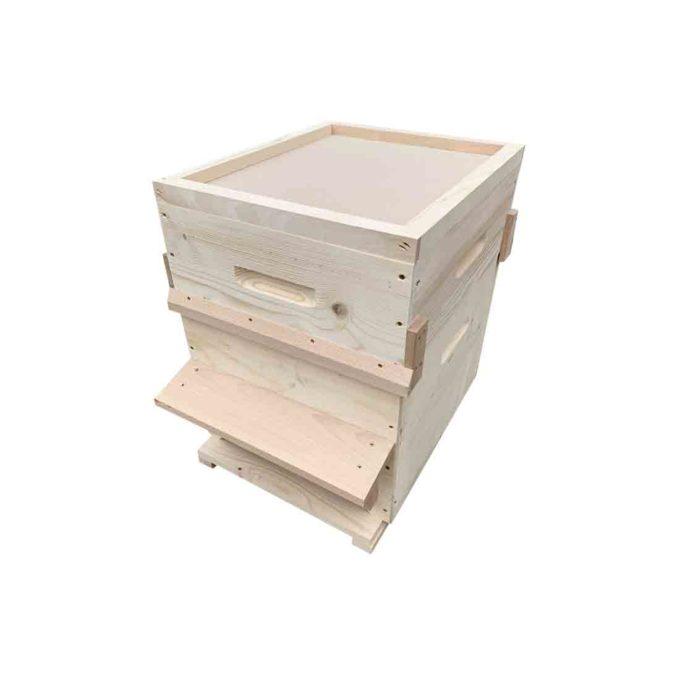 Bienenbeuten Haus Dadant Beute Imkerei Imker.