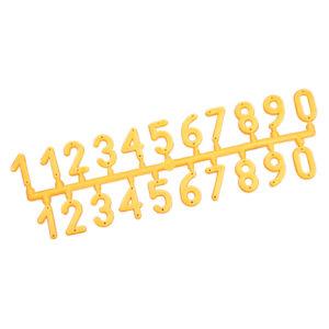 Beutennummern aus Kunststoff für Bienenbeuten Beuten Imkerei Zanderbeuten Dadant Imkerei Biene24.de