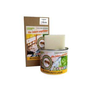 Beutenschutz Holz Lasur für Imkerei Holzbeuten Bienen
