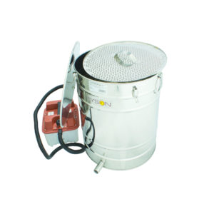 Wachsschmelzer mit Elektroantrieb 100L Wachs schmelzen Schmelzer