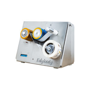 Etikettiermaschine für Honiggläser zum etikettieren von Honiggläsern Honigglas