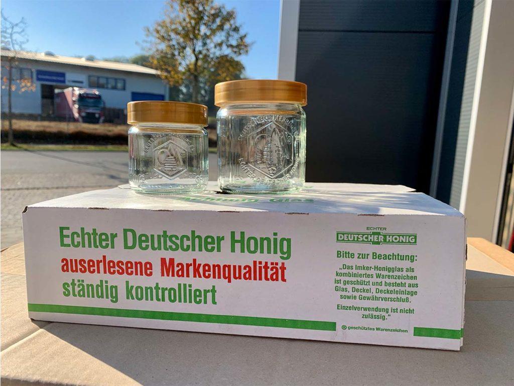 DIB-Gläser-Honiglas-Imkerbund