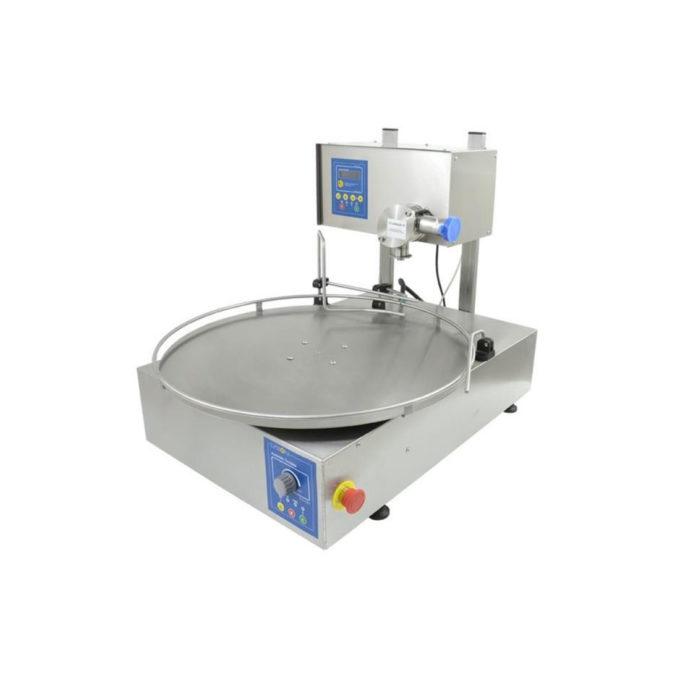 Honigabfüllmaschine mit Drehtisch zum abfüllen von Honig Gläser
